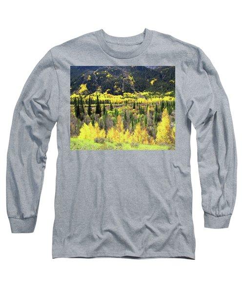 Faafallscene112 Long Sleeve T-Shirt