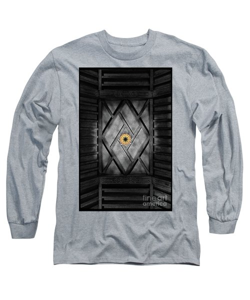 Fabulous Fox Theater Atlanta Ceiling Detail Long Sleeve T-Shirt