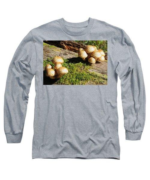 Fabulus Fungi Long Sleeve T-Shirt