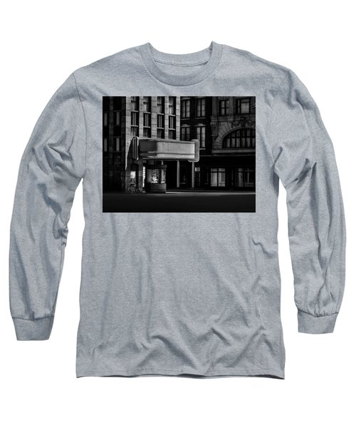 Facades Fade Long Sleeve T-Shirt
