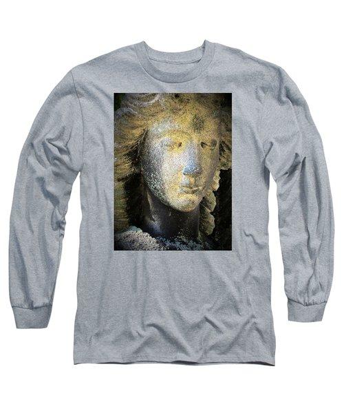 Face Of An Angel 10 Long Sleeve T-Shirt