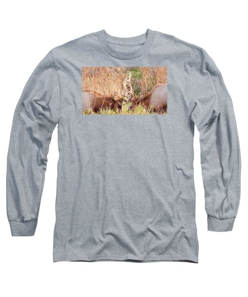 Face Off Long Sleeve T-Shirt