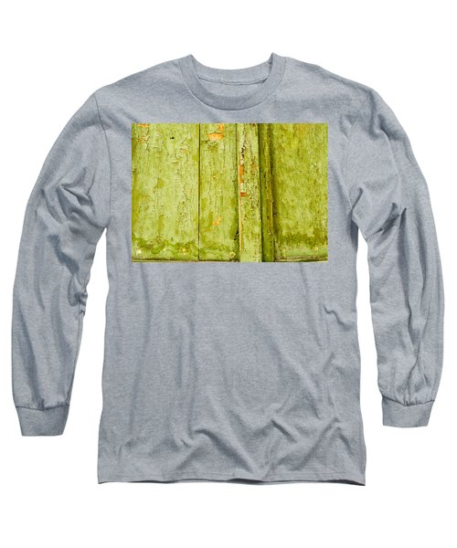 Long Sleeve T-Shirt featuring the photograph Fading Old Paint by John Williams