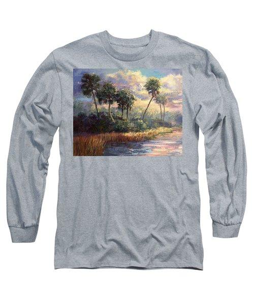 Fairchild Gardens Long Sleeve T-Shirt by Laurie Hein