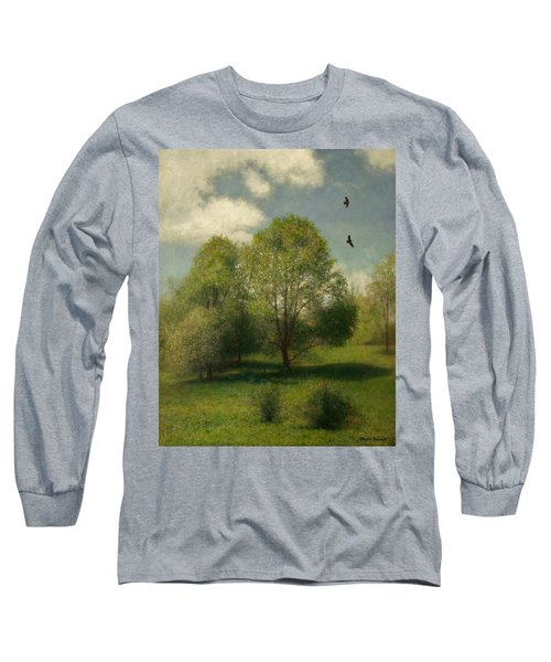 Fairchild Hill Long Sleeve T-Shirt by Wayne Daniels