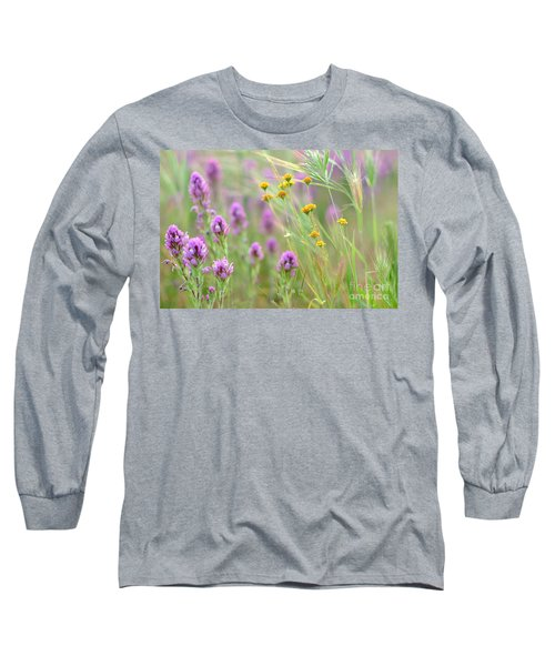 Fairing Of Spring Long Sleeve T-Shirt