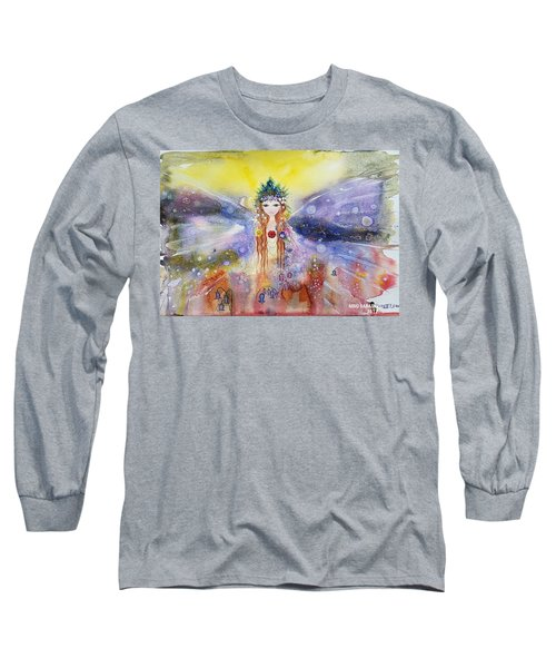 Fairy World Long Sleeve T-Shirt