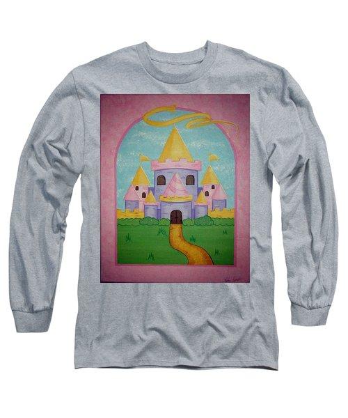 Fairytale Castle Long Sleeve T-Shirt