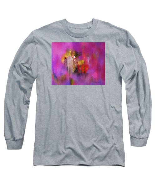Faithful Steed Long Sleeve T-Shirt