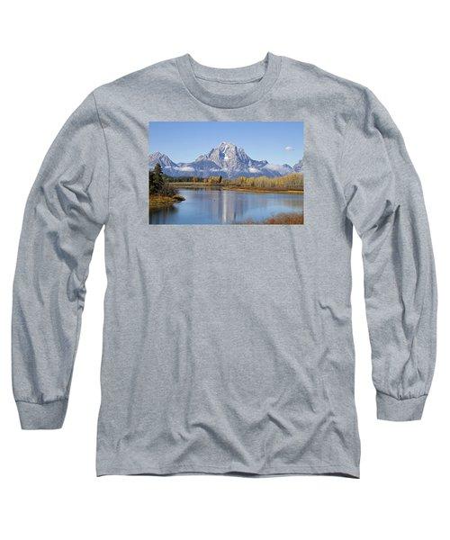 Fall At Teton -1 Long Sleeve T-Shirt