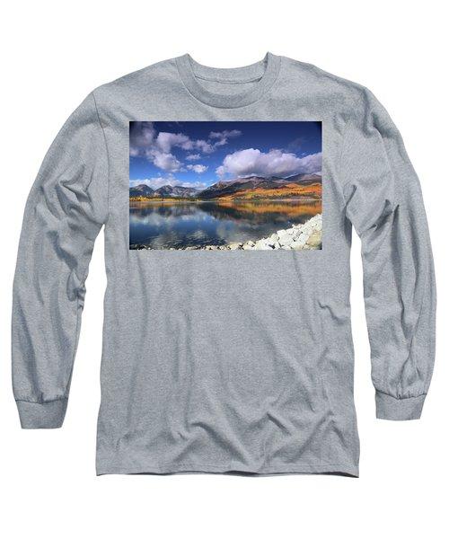 Fall At Twin Lakes Long Sleeve T-Shirt