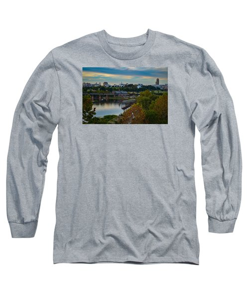 Fall Evening In Richmond Long Sleeve T-Shirt