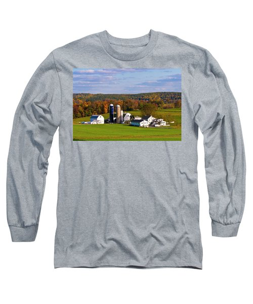 Fall In Amish Country Long Sleeve T-Shirt