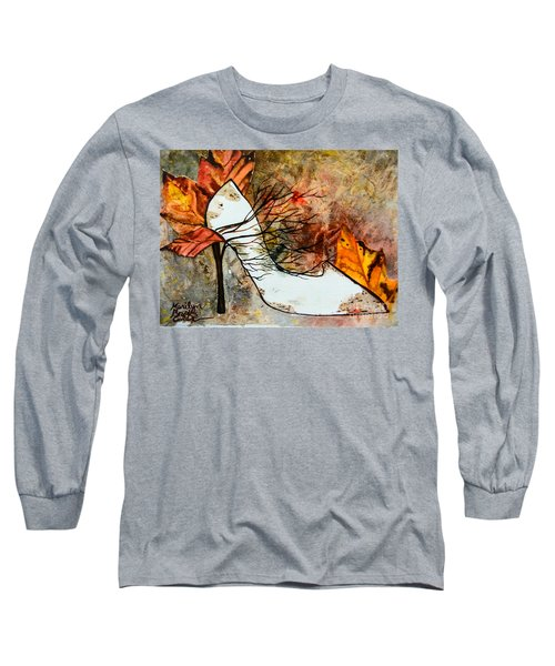 Fall In Art Long Sleeve T-Shirt