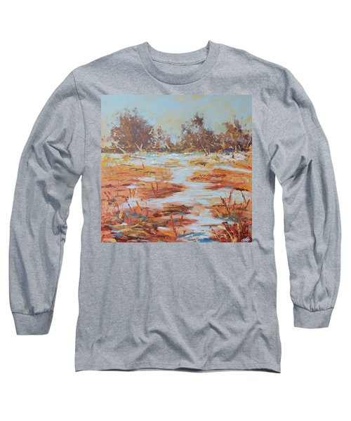 Fall In Provence Long Sleeve T-Shirt