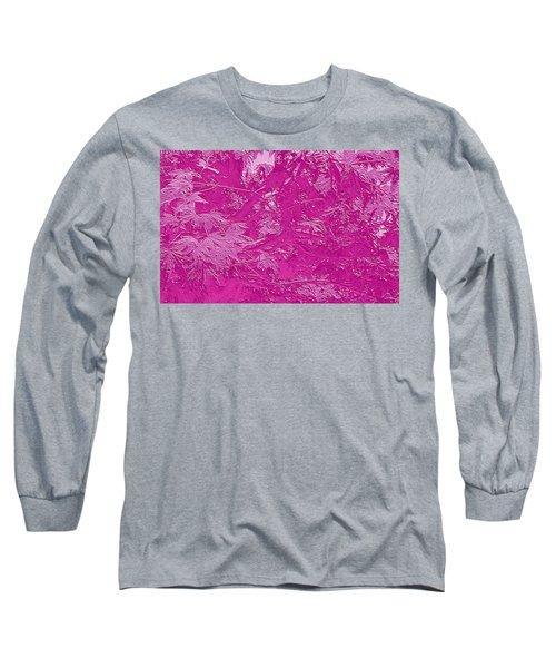 Fall Leaves #15 Long Sleeve T-Shirt