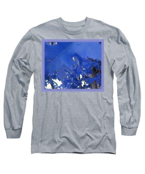 Fall Leaves #7 Long Sleeve T-Shirt