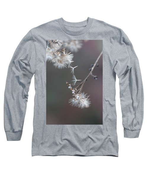 Long Sleeve T-Shirt featuring the photograph Fall - Macro by Jeff Burgess