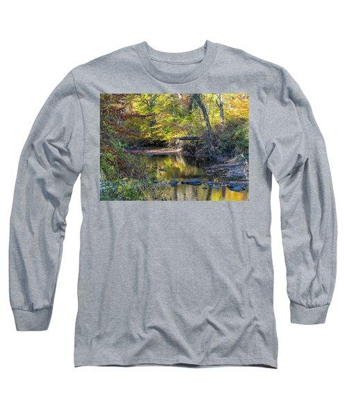 Fall Morning Long Sleeve T-Shirt