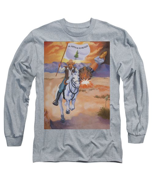 Fall Of Babylon Long Sleeve T-Shirt