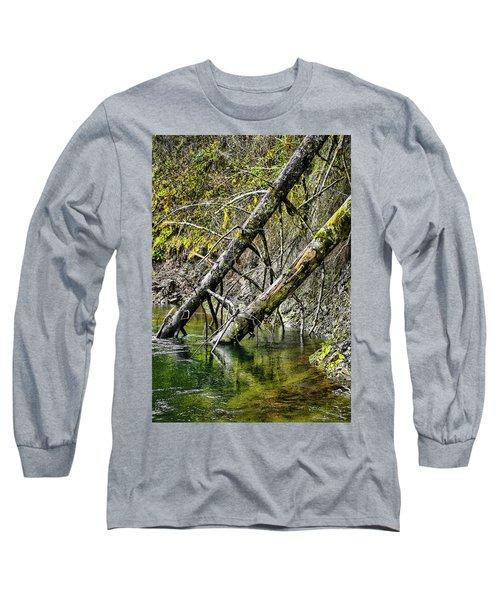 Fallen Friends Long Sleeve T-Shirt