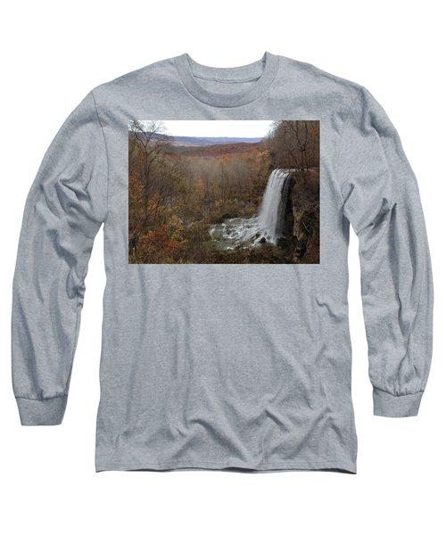 Falling Spring Falls, Va Long Sleeve T-Shirt
