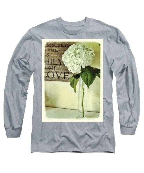 Family, Home, Love Long Sleeve T-Shirt