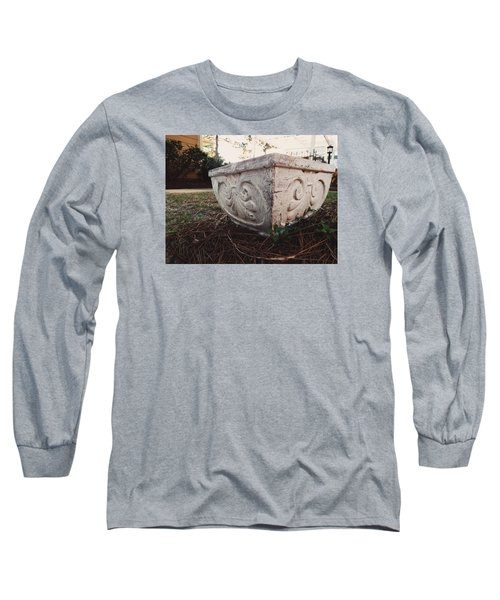 Fancy Pottery Long Sleeve T-Shirt by Shelby Boyle