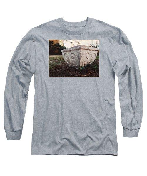 Fancy Pottery Long Sleeve T-Shirt