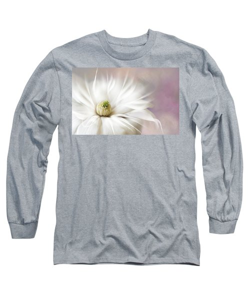 Fantasy Flower Long Sleeve T-Shirt