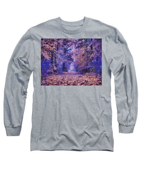 Fantasy Forest Long Sleeve T-Shirt