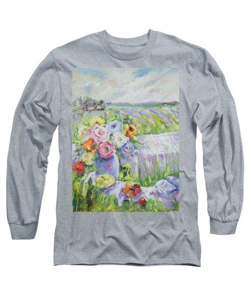 Far Away Long Sleeve T-Shirt
