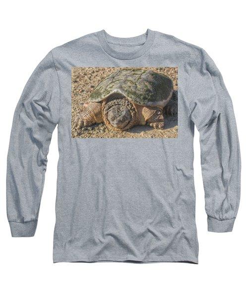 1013 - Fargo Road Turtle Long Sleeve T-Shirt