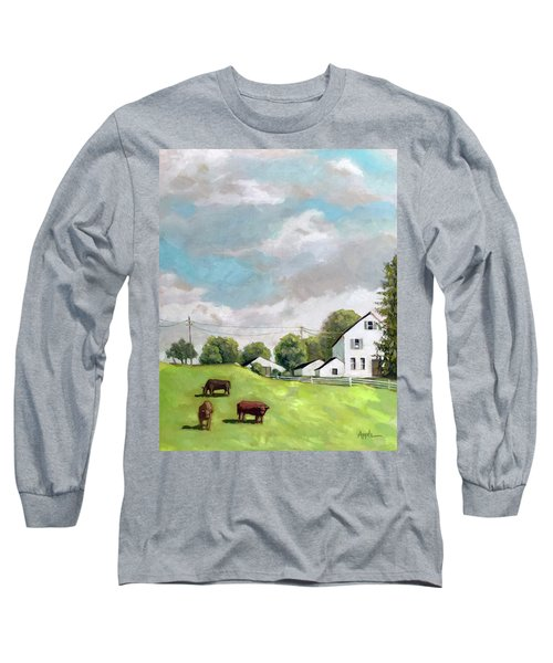Farm Country Long Sleeve T-Shirt
