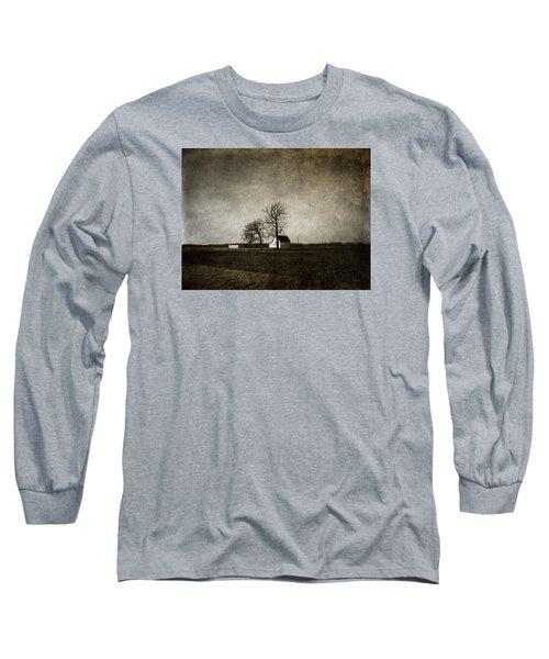 Farm Long Sleeve T-Shirt by Cynthia Lassiter