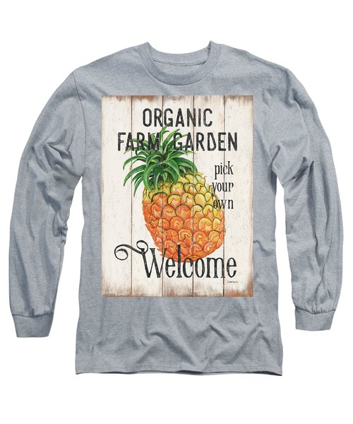 Farm Garden 1 Long Sleeve T-Shirt