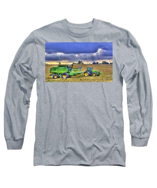 Farm Harvest 1 Long Sleeve T-Shirt