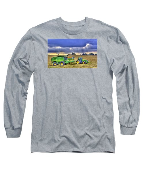 Farm Harvest 1 Long Sleeve T-Shirt