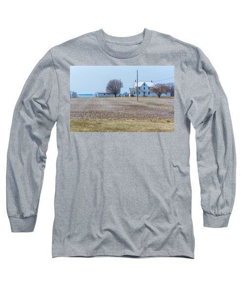 Farm On The Bay Long Sleeve T-Shirt