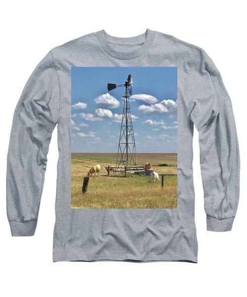 Farmlife Memories Long Sleeve T-Shirt