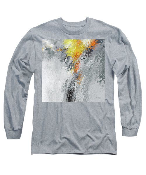 Farther Along. John 13 7 Long Sleeve T-Shirt by Mark Lawrence