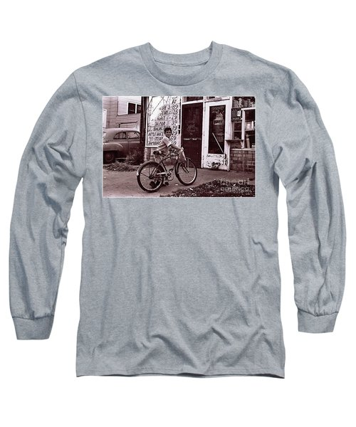 Fast Food 1963 Long Sleeve T-Shirt