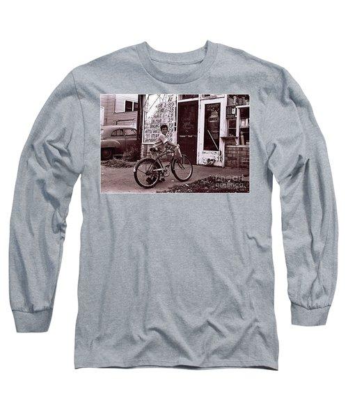 Fast Food 1963 Long Sleeve T-Shirt