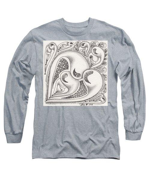 Father Heart Long Sleeve T-Shirt