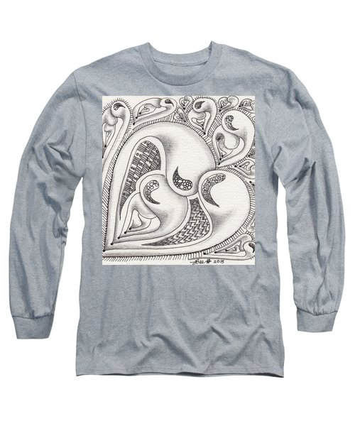Father Heart Long Sleeve T-Shirt