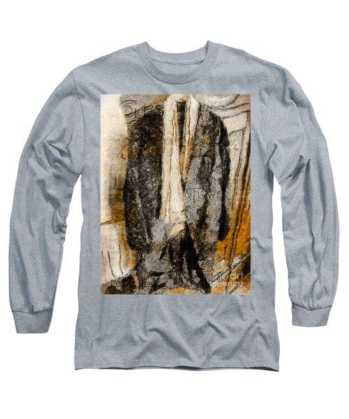 Father's Coat Long Sleeve T-Shirt