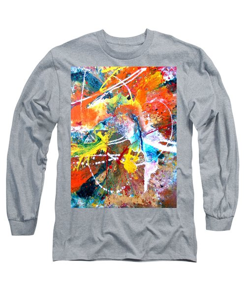 Fear Of Flying Long Sleeve T-Shirt