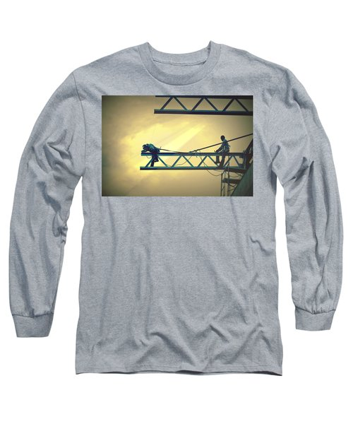 Fearless Sky Workers Long Sleeve T-Shirt