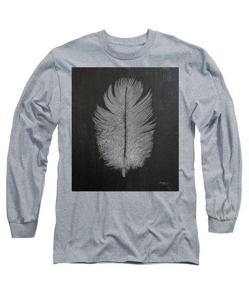 Feather 1 Long Sleeve T-Shirt