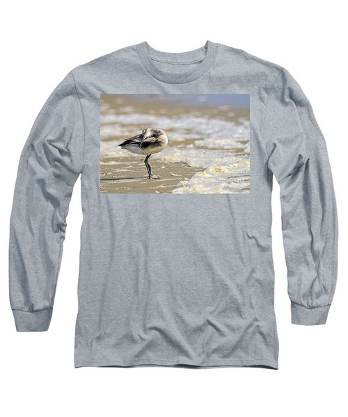 Feather Bed Long Sleeve T-Shirt